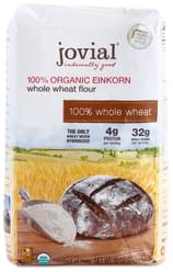 Jovial Organic Whole Wheat Einkorn Flour