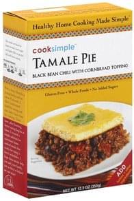 Cooksimple Tamale Pie