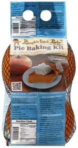 Pumpkin Patch Pals Pie Baking Kit Pumpkin