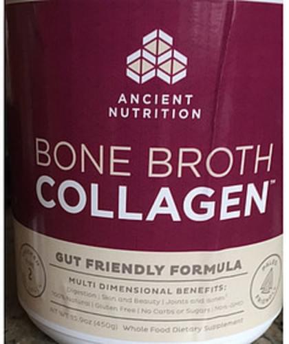 Ancient Nutrition Bone Broth Collagen - 15 g