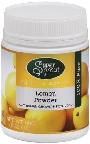 Super Sprout Lemon Powder - 2.82 oz