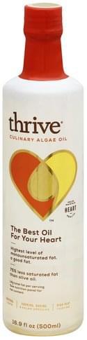 Thrive Culinary Algae Oil - 16.9 oz