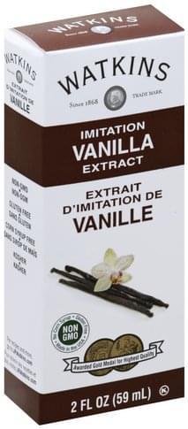 Watkins Imitation Vanilla Extract - 2