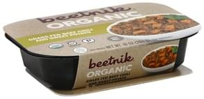 Beetnik Grass Fed Beef Chili and Sweet Potato Organic