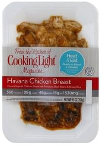 Cooking Light Havana Chicken Breast