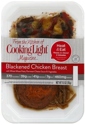 Perfect Fit Meals Blackened Chicken Breast - 11.1 oz
