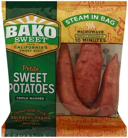 Bako Sweet Petite Sweet Potatoes - 1.5 lb