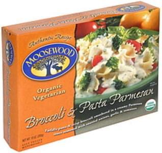 Moosewood Broccoli & Pasta Parmesan Organic Vegetarian