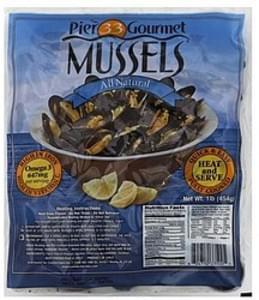 Pier 33 Gourmet Mussels