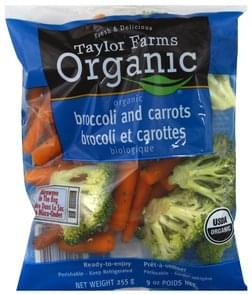 Taylor Farms Broccoli and Carrots Organic