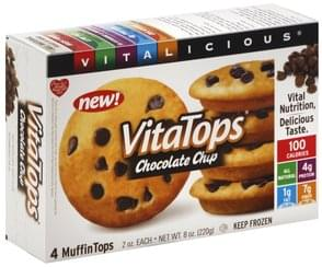 Vitalicious VitaTops Chocolate Chip