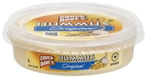 Chuck And Daves Hummus Original