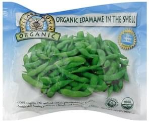 Village Grown Edamame in the Shell