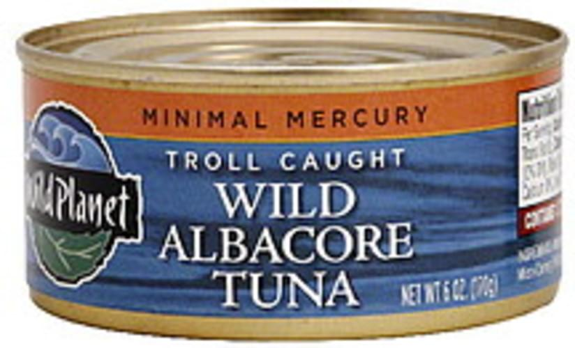 Wild Planet Wild Albacore Tuna - 6 oz
