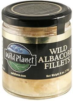 Wild Planet Wild Albacore Fillets