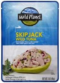 Wild Planet Wild Tuna Skip Jack