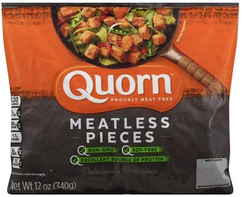 Quorn Meatless Pieces - 12 oz