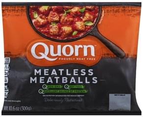 Quorn Meatballs Meatless