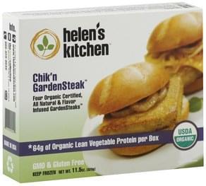 Helens Kitchen GardenSteak Chick'n