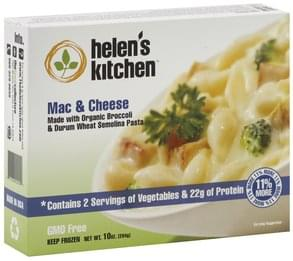 Helens Kitchen Mac & Cheese
