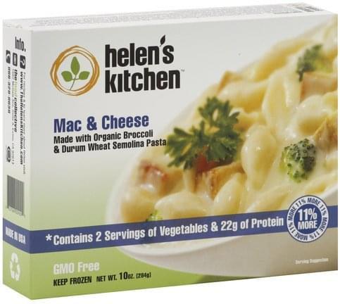 Helens Kitchen Mac & Cheese - 10 oz