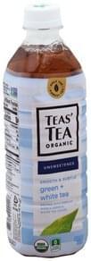 Teas Tea Green + White Tea Unsweetened