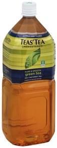 Teas Tea Green Tea Unsweetened