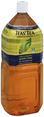 Teas Tea Unsweetened Green Tea - 67.6 oz