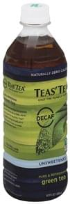 Teas Tea Green Tea Decaf, Unsweetened
