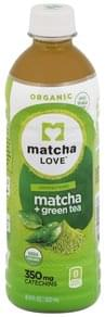 Matcha Love Matcha + Green Tea Unsweetened, Organic