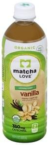Matcha Love Matcha + Green Tea Unsweetened, Vanilla