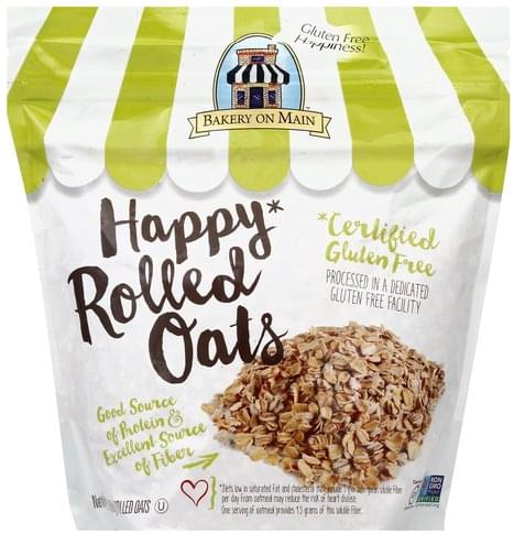 Bakery On Main Rolled Oats - 24 oz