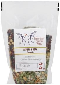 Healthy Sisters Soup Mix Savory 6 Bean