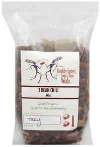 Healthy Sisters Chili Mix 3 Bean