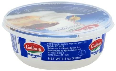 Galbani Mascarpone Cheese - 8.8 oz