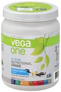 Vega Drink Mix French Vanilla Flavor