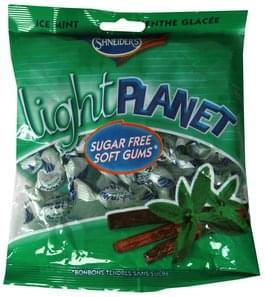 Shneiders Sugar Free Soft Gums Ice Mint Flavor