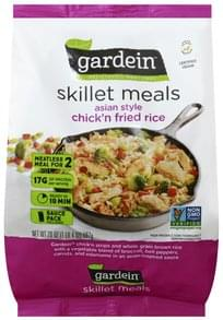 Gardein Skillet Meals Chick'n Fried Rice, Asian Style