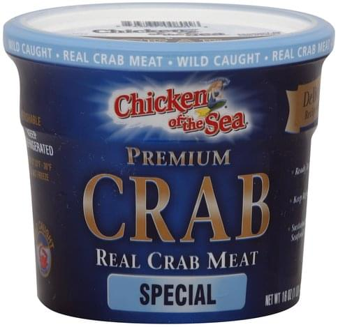 Chicken of the Sea Crab Meat - 16 oz