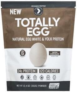 Designer Protein Powder Dutch Chocolate