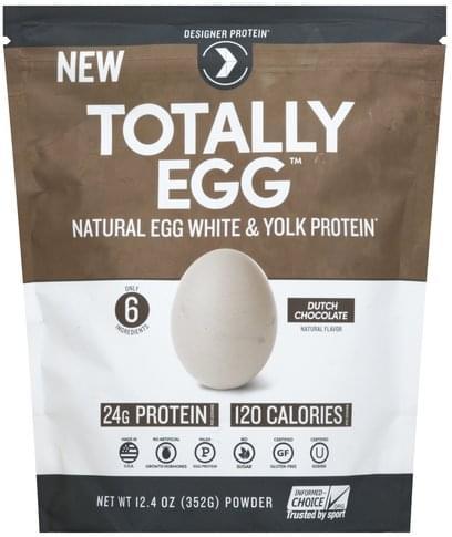 Designer Protein Dutch Chocolate Powder - 12.4 oz