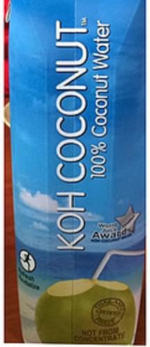 Koh Coconut 100% Coconut Water - 240 ml
