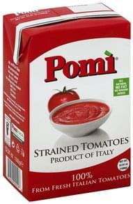 Pomi Tomatoes Strained