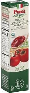 Pomi Tomato Paste Organic, Double Concentrated