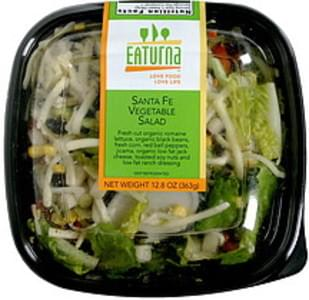 Eaturna Santa Fe Vegetable Salad