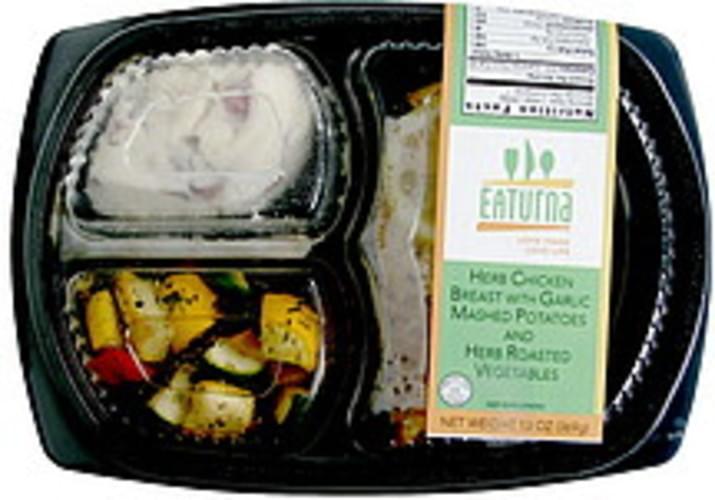 Eaturna Herb Chicken Breast - 13 oz