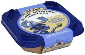Blue Moose of Boulder Hummus Organic, Lime & Black Bean