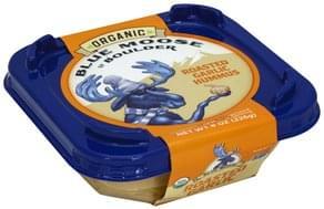 Blue Moose of Boulder Hummus Organic, Roasted Garlic