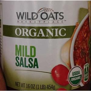 Wild Oats Marketplace Organic Mild Salsa
