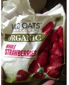 Wild Oats Marketplace Organic Whole Strawberries